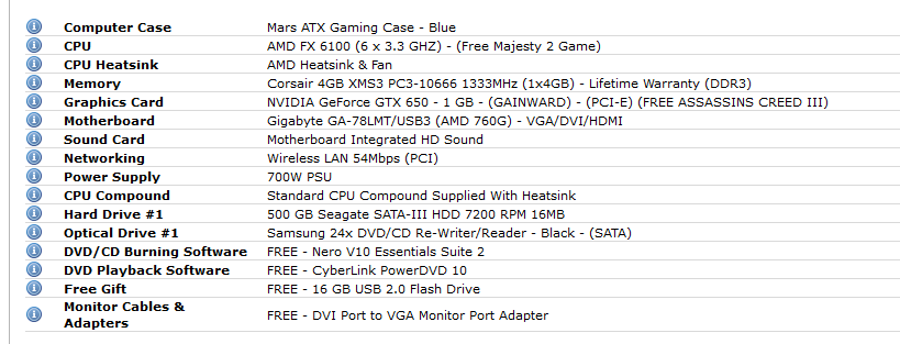 Is this budget gaming pc good systems tom 39 s hardware for What do u need to build a house