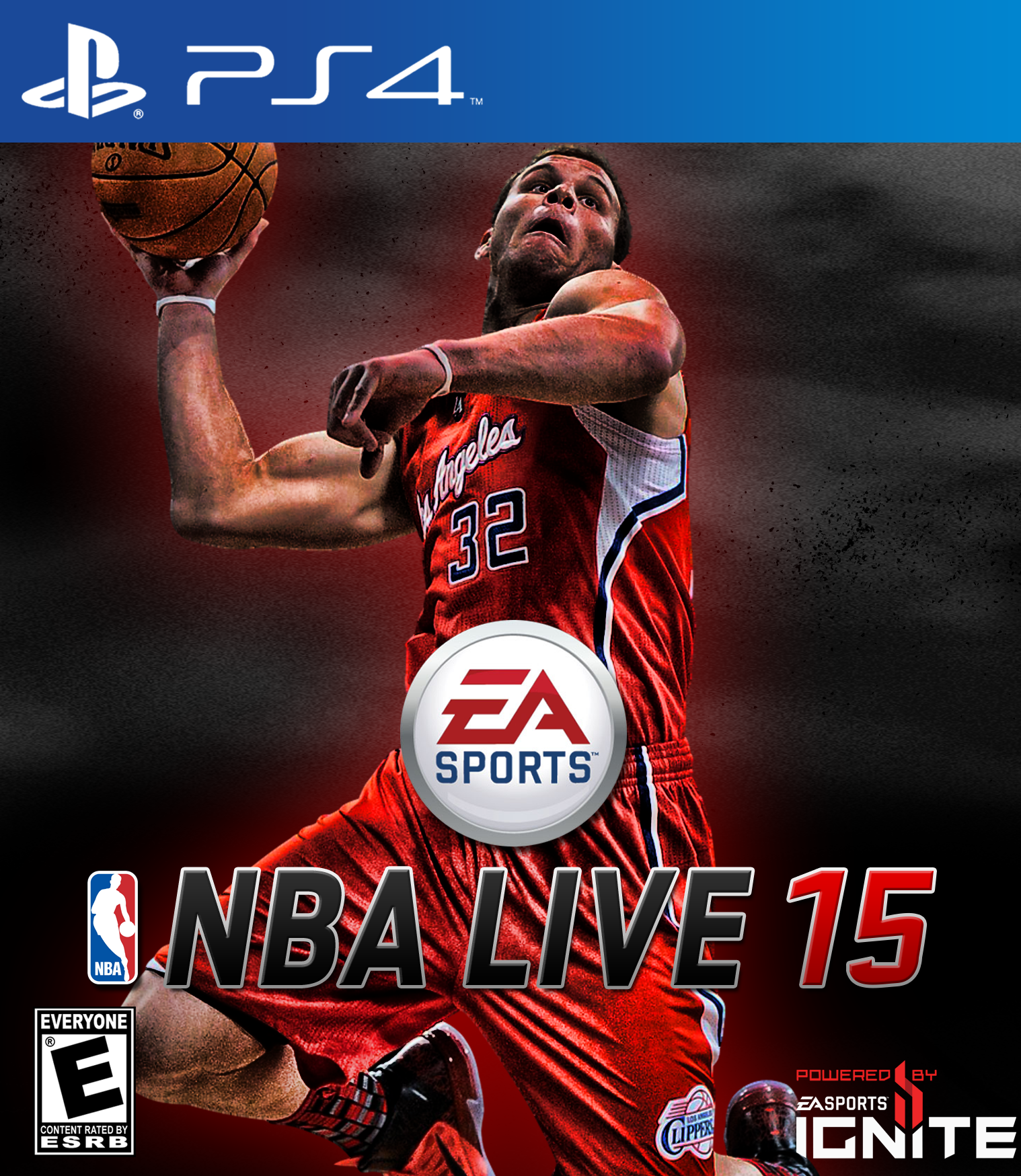 custom nba live 15 cover graphics off topic madden. Black Bedroom Furniture Sets. Home Design Ideas
